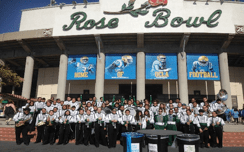 UCLA Band Day: Fun in the Heat!